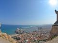スペイン地中海